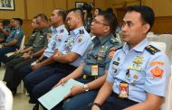 Aspers Panglima TNI Wisuda Siswa Swedish Defence University