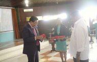 Wabup Sorsel Buka Sidang MD BPD GBI Papua Barat