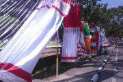 Umbul Agustusan Mulai Marak di Makassar