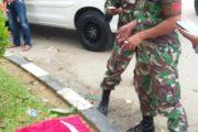Babinsa Jajaran Kodim 0104/Atim Amankan Tiga Bendera Alam Peudang