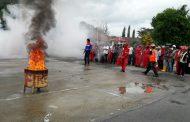 Tingkatkan Kewaspadaan Pekerja SPBU Maluku Dibekali Pelatihan SafetyMan
