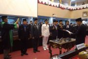 276 Pejabat Pemkot Palembang dilantik