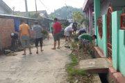 Di Palembang, Gotong Royong Sudah Mengakar Di Setiap RT