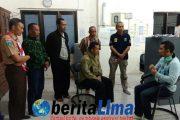 Kapolres Dan Forpimka kunjungi Bocah  Korban Ledakan di RSUD