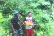 HUT RI Ke-72, Masyarakat Hibahkan Tanah Kepada TNI