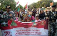 Peringati HUT RI, PCNU Jakut Gelar Tiker dan Pawai Karnaval