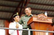Pangdam IM: Kami Titipkan Indonesia di Pundakmu Mahasiswa