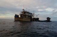 Kapal Penangkapan Ikan Ilegal KM Berkah Nafitri Beroperasi di Kepsul