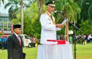 Upacara HUT RI, Walikota Padang Ingatkan ASN agar Netral Hadapi Pilkada