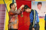 Gotong Royong, Wako Palembang Dapat Penghargaan Dari LEPRID