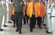 Rektor UNM Husain Syam: Malu Kita Akreditasi A,  Mahasiswanya Masih Berkelahi