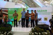 Mall Sadar Jaminan Sosial Ketenagakerjaan, Menuai Pujian Wagub