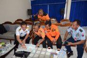 Bakamla RI Bersama Tim Sar Gabungan Lanjutkan Pencarian Kapal Yora Tiga Lewat Udara