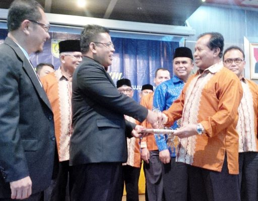 Wali Kota Banda Aceh Dikukuhkan Sebagai Ketua FKMM Unsyiah