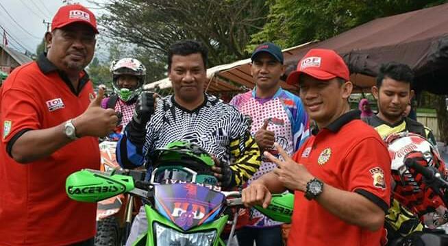 HRD Ramaikan Trail Adventure Di-Bumi Teuku Umar