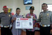 Meriahkan HUT RI, Polres Madiun Berikan SIM Gratis