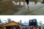 Peringati HUT RI Ke-72 Kapolsek Pulau Derawan Adakan Acara Hiburan Kesnian Kuda Lumping