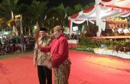 Dalam Rangka HUT RI, Pemkot Madiun Gelar Wayang Kulit