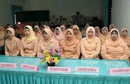 Istri Sekda Kota Madiun Lantik Ketua DWP Unit OPD