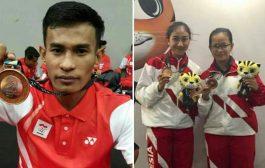 Wow, Atlet Asal Trenggalek Berprestasi Di Sea Games  Malaysia
