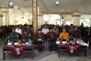 Camat dan Kepala desa se – Kabupaten Sumenep Ikuti Sosialisasi Dana Desa dan TP4