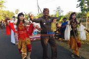 Karnaval Budaya Kecamatan Dasuk Meriah