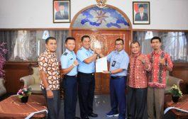 PMI Banda Aceh Jalin Kerjasama Dengan Lanud SIM
