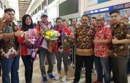 KONI Surabaya Bangga Pada Atlet Peraih Medali SEA Games 2017