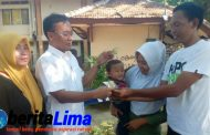 Bupati Trotoar Hadiri Ultah Satu Tahun Anak Trotoar Di Pamekasan