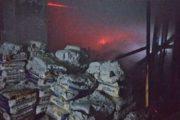 Basemen Kantor Biro Klarifikasi Indonesia Ludes Terbakar