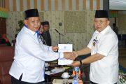 Bupati Sergai Sampaikan Ranperda PAPBD 2017