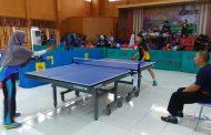 Tenis Meja: Takalar, Pangkep, Makassar, Gowa Lolos