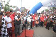 Gus Ipul Berangkatkan 6000 'Gowes Nusantara