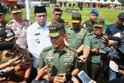 Kasad, Aceh Lokasi Penutupan TMMD ke 99 Se Indonesia