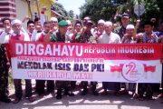 Cintai NKRI, Masyarakat Tolak ISIS dan PKI