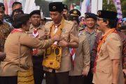 Jawab Jokowi, Inilah 10 Tugas Pramuka di Media Sosial