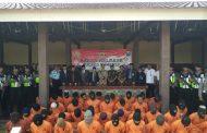 Polres Sumenep Release  Hasil Ungkap Kasus Selama 8 Bulan