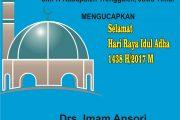 MKKS SMPN Trenggalek Ucapkan Selamat Hari Raya Idul Adha 1438 H