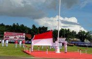 Bupati Halbar Jadi Irup  Upacara  17 Agustus 2017