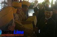 Usai Upacara HUT ke-72, Pemkab Pamekasan Santuni 60 Janda Dan Veteran