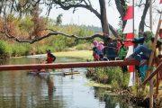 Dulu Endemik Malaria, Kini Sungai Kandangan GWD Jadi Obyek Wisata