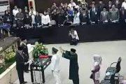 Bupati Ogan Ilir HM Ilyas Panji Alam Resmi di lantik