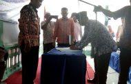 Pengambilan Sumpah dan Pelantikan PJ Desa Krampilan Kecamatan Besuk