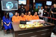 Kapuspen TNI : TNI Ungkap Peredaran Narkoba Jaringan Internasional
