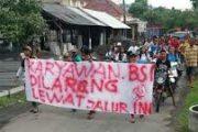 Soal Demo Palu Arit, PCNU Banyuwangi Apresiasi Kinerja Aparat Penegak Hukum