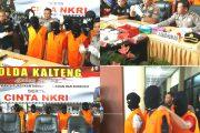 Polda Kalteng Tangkap Bandar Besar Sabu 673g Di Kalteng