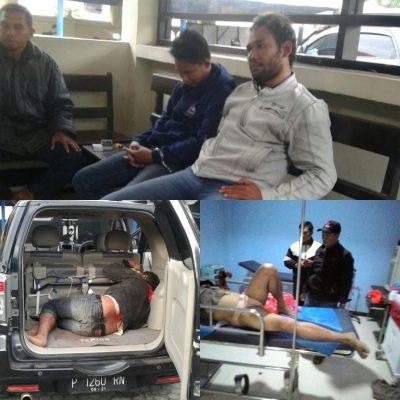 Polisi  Berhasil Lumpuhkan Pelaku Perampokan dengan Timah panas