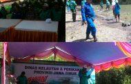 UPT.DKP Provinsi Jatim, P2SKP Muncar Gelar  Gerakan Pesisir Berseri