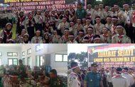 Sahabat Sejati, Sehari Bersama TNI