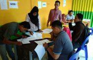 Hari Pertama Penerimaan Pendaftaran Calon Anggota Panwascam, 39 Orang Pelamar Serahkan Berkas